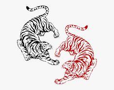 Band Tattoos, Neue Tattoos, Black Ink Tattoos, Small Tattoos, Sleeve Tattoos, Tatoos, Tiger Tattoo Design, Tiger Tattoo Back, Tiger Tattoo Small
