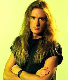 David Ellefson-Megadeth..............