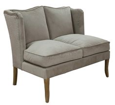 Donny Osmond Home Traditional Loveseat