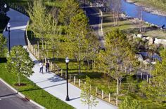 Top 10 World Class Landscape Architecture Projects of 2013 - http://landarchs.com/top-10-landscape-architecture-projects-2013/