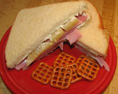 Make and share this Hawaiian Ham Sandwich recipe from Food.com.
