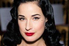 0f7b39e6281e Get the Look  Dita Von Teese s Burlesque Beauty