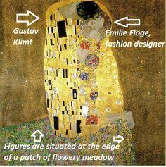 The Kiss May Be A Self-Portrait - PINACOTHECA Self Potrait, Gustav Klimt, May, Iphone Wallpaper, Contemporary Art, Kiss, Portrait, Design, Headshot Photography