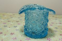 Stars and Dots Top Hat/Toothpick Holder by CJsVintageVariety, $12.00