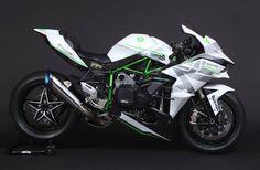 Kawasaki Ninja H2R by Trickstar 2015