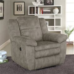 Prime Resources International 1194-00 Bronson Recliner  Bronson ReclinerThe Bronson Recliner offers a tranquil setting at the end of a long day, with plush