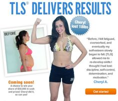 To learn more about her amazing transformation and the product she used, visit our website.  http://www.shop.com/net2malls/tlsslim-v.xhtml