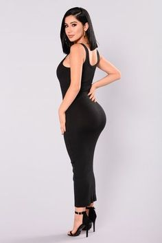 Shop for Dresses Online - Over 3800 Styles – 55 Club Dresses, Sexy Dresses, Fashion Dresses, Sexy Outfits, Stylish Outfits, Girl Outfits, Work Dresses For Women, Black Midi Dress, Hot Dress