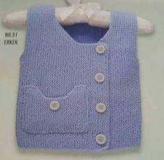 "Tunus işi bebek yeleği <a href=""/tag/baby"">#baby</a> <a href=""/tag/knit"">#knit</a> <a href=""/tag/knitting"">#knitting</a> <a href=""/tag/handmade"">#handmade</a> #örgü"