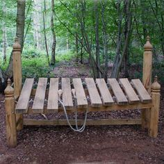 Large Outdoor Xylophone - the design of this is really cool.