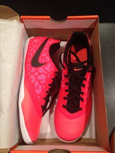 Yep so glad I got these nike indoor soccer shoes! Super comfy and love the bright color!