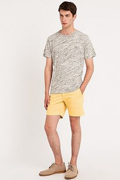 """Shore Leave by Urban Outfitters - Shorts """"Starling"""" in Zitrone"""