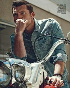 Sam Worthington GQ Australia May 2014