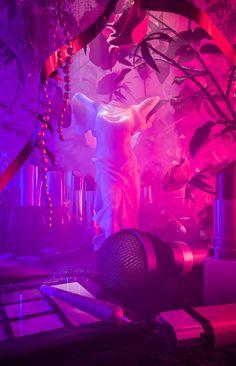 MYKKI BLANCO & T.E.A.M.S (April 11th Dada, Beijing / April 12th Shelter, Shanghai)http://subcultureshanghai.com/