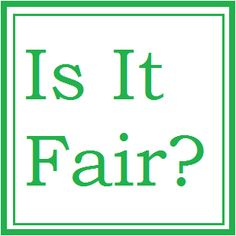 Classroom Freebies: Play to Learn: Is It Fair?