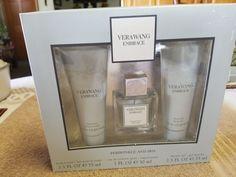 Vera Wang Embrace Green Tea and Pear Blossom 1 oz New no Box Perfume Sets, Pear Blossom, Periwinkle, Vera Wang, Fragrances, Iris, Tea, Health, Green