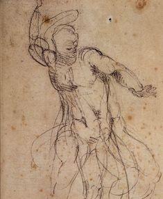 Michelangelo Buonarroti - resurrezione di Cristo