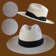 5f0ff277284d1 Genuine Panama Hats Extra Fino Quality Hand woven in Toquilla Palm