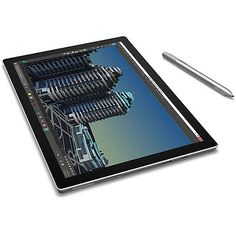 "Microsoft 12.3"" Surface Pro 4 128GB i5 Multi-Touch Tablet (Silver) - CR5-00001"