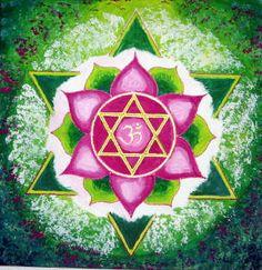 Anahata Chakra ~ Heart Chakra -- Love & Happiness