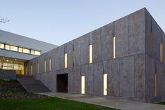 Melgaço Sports School Monte Prado,© José Campos | Architectural photography