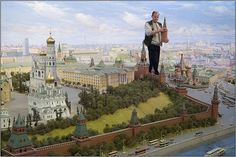 Miniature Moscow | Atlas Obscura