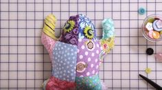 She Makes These Simple Adorable Quilted Frogs And They Make Beloved Gifts! | DIY Joy Projects and Crafts Ideas