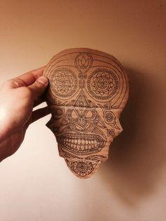 Mexican skull  Mexican Skulls, Tattoos, Tatuajes, Tattoo, Tattos, Tattoo Designs