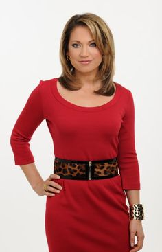 Ginger Zee...probably the hotter woman on the News.