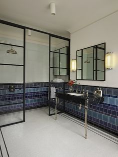 Shower Room, Central London Apartment