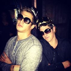 Nathan Adrian&Conor Dwyer...so funny