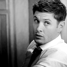 Dean Black and white