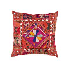 If you put something good out in the world it will come back to you, right? In the case of décor, this pillow is the answer to all your good deeds. And what better way to indulge than with gorgeous sha...  Find the Karma Pillow, as seen in the Refined & Eclectic in Marrakech Collection at http://dotandbo.com/collections/refined-and-eclectic-in-marrakech?utm_source=pinterest&utm_medium=organic&db_sku=95075