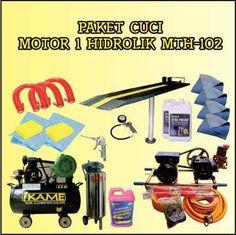 Paket Cuci Motor 1 Hidrolik MTH-102