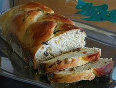 Receita de Pão Natalino | Aqui na Cozinha
