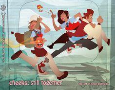 Still Together by Sean Galloway 2011