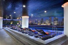 Pullman Bangkok Hotel G—Bangkok, Thailand. #Jetsetter