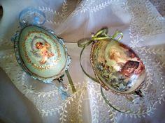 #decoupage #easter #egg #Stella #ντεκουπαζ #πασχαλινο # αυγο