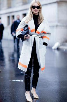 See what the fashion elite have been wearing at Paris Fashion Week #streetstyle #PFW http://uk.bazaar.com/1kxz9ra