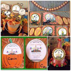 great Pumpkin Charlie Brown Peanuts Snoopy by ThePaperGirlbyANM,