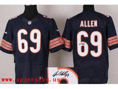 Nike-Chicago-Bears-69-Jared-Allen-Blue-Signed-Elite-NFL-Jerseys_692_450X340