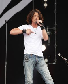 """Chris Cornell live Pink pop my favorite video of chris...teach me how to live"""""""