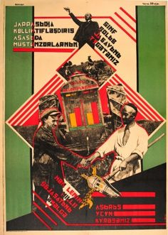 Lenin USSR Kolhoz Constructivism Klutsis 1931 - original vintage poster by Z. Ratem listed on AntikBar.co.uk