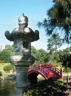Parque 3 de Febrero | Jardín Japonés | METRO #190 | Sep 2014