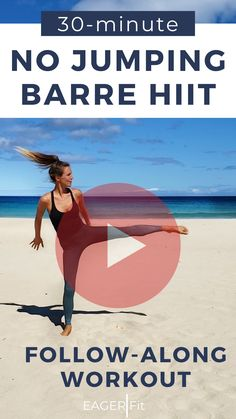 This low-impact hiit workout does not involve any jumping making it apartment friendly.  Spare yourself 30 minutes, hit play and follow along! Workouts For Teens, Gym Workouts, Pilates Workout, Workout Routines, Workout Videos, Apartment Workout, Low Impact Hiit, Best Fat Burning Workout, Bridge Workout