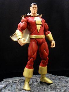 Shazam (DC Universe) Custom Action Figure
