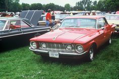 62 Plymouth Fury 2 dr ht (Canadian)