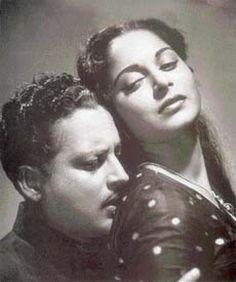 Guru and Geeta Dutt'love story