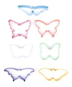 Butterfly Cookie Cutter Set