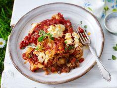Die wichtigste Zutat für italienische Pasta ist natürlich ganz viel Amore. Damit's bei Ihnen zu Hause aber auch wirklich wie in Bella Italia schmeckt, gibt's hier die besten Original-Rezepte.
